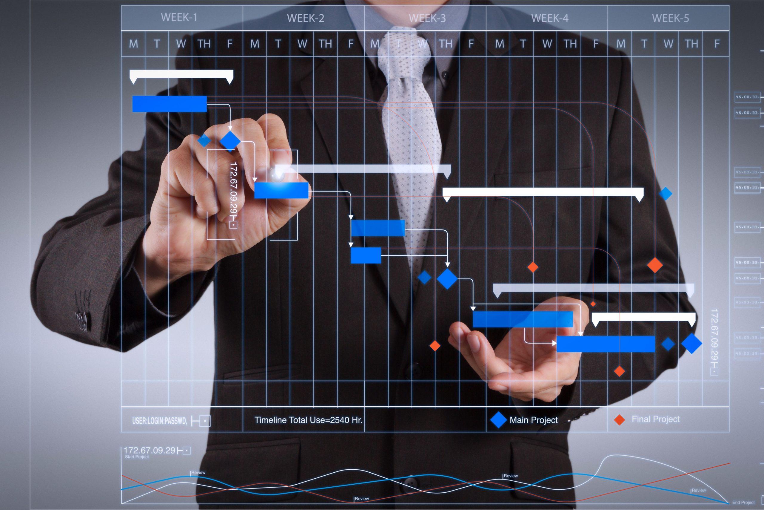 Project Management/Project Server
